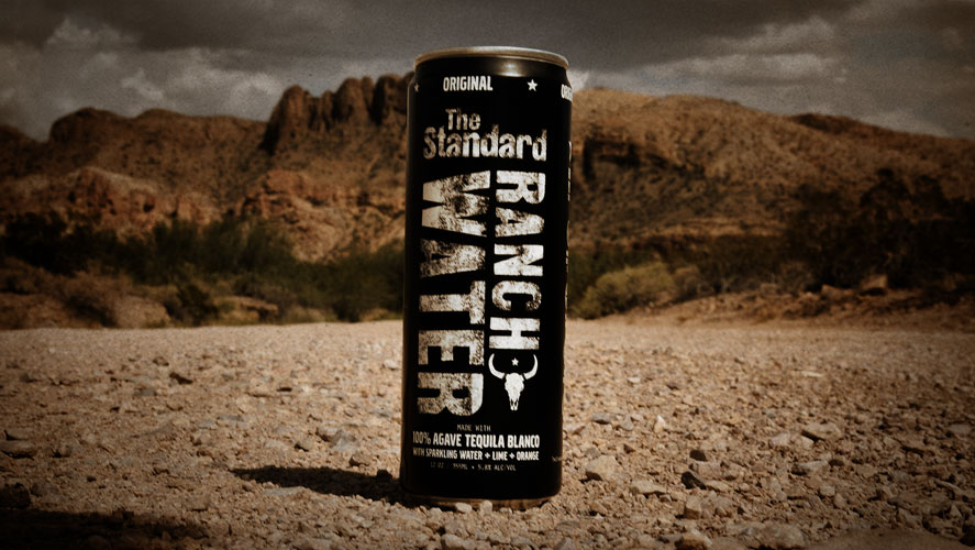The Standard Ranch Water image